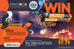 Upgrade to TrackBox Premium and stand a chance to Win!!